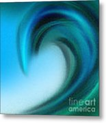 The Big Wave Of Hawaii 6 Metal Print