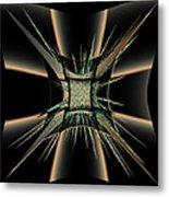 The Black Craft Metal Print