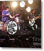 The Black Keys Metal Print