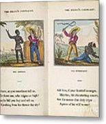 The Black Man's Lament Metal Print