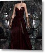 The Blood Queen Metal Print
