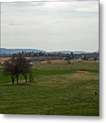 The Bloody Fields Of Antietam 2 Metal Print