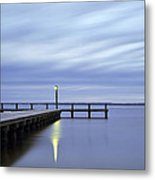 The Blues Lavallette New Jersey Metal Print
