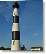 The Bodie Island Light House Metal Print