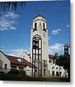 The Boise Depot Metal Print