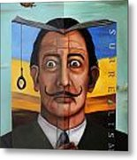 The Book Of Surrealism Edit 5 Metal Print