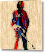 The Boss Bruce Springsteen Metal Print