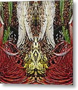 The Bouquet Unleashed 11 Metal Print