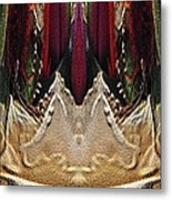 The Bouquet Unleashed 17 Metal Print