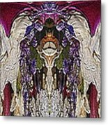 The Bouquet Unleashed 6 Metal Print by Tim Allen