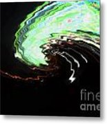 The Brainiac Metal Print