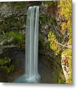 The Brandywine Plunge Metal Print
