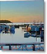 The Break Of A New Day... Metal Print