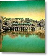 The Bridge 14 Metal Print
