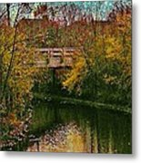 The Bridge Between Heaven And Earth Metal Print
