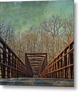 The Bridge To The Other Side Of Where? Metal Print
