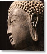 The Buddha 2 Metal Print
