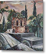 The Buen Retiro Park Metal Print