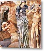 The Call Of Perseus, C.1876 Metal Print