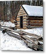 The Camp Metal Print