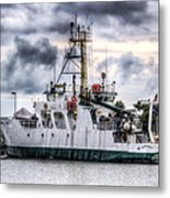 The Cape Hatteras Metal Print