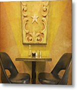 The Carnie's Table Metal Print