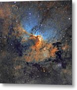 The Cave Nebula - Beauty In Space Metal Print