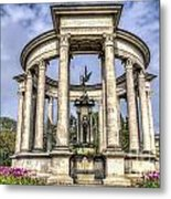The Cenotaph Cardiff Metal Print