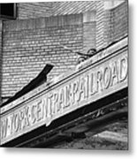 The Central Terminal Metal Print