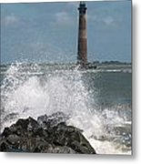 The Changing Tides Metal Print