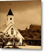 The Chapel At The Supes  Metal Print