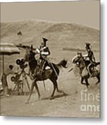 The Charge Of The Light Brigade 1936 Metal Print