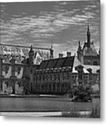 The Chateau  Metal Print