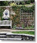 The Chicago Botanical Gardens-003 Metal Print