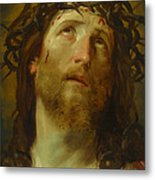 The Chosen One -  The Son Of God Who Died On The Cross For Your Sins Metal Print