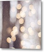 The Christmas Spirit Metal Print