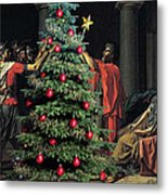 The Christmas Tree Of The Horatii Metal Print