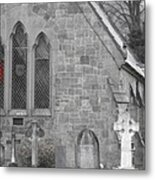 The Church 2 Metal Print