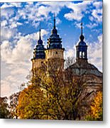 The Church Of St. Louis  Metal Print