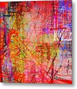 The City 35a Metal Print