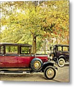 The Classics Metal Print