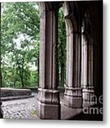 The Cloisters Metal Print