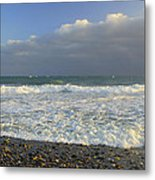 The Cloud Metal Print