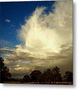 The Cloud - Horizontal Metal Print
