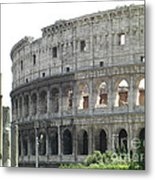 The Coliseum Metal Print