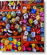The Collection Metal Print
