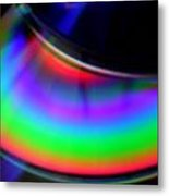 The Color Of Music Metal Print by Jaime Neo