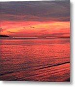 The Color Of Night Metal Print