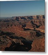 The Colorado River At Dead Horse State Park Metal Print