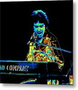 The Colorful Sound Of Bad Company 1977 Metal Print